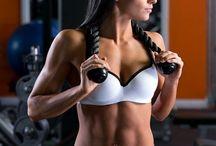 Photo - posing (Fitness)