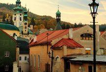 My Banská Štiavnica / My photos from BŠ