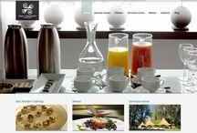 Web para San Tenedor Catering / Desarrollo web para la empresa madrileña de catering San Tenedor.