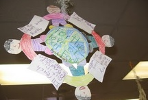Classroom Theme: Earth Day / by Courtney Nelson