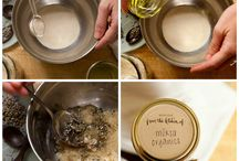 .in the kitchen with mōksa. / DIY recipes. Aromatherapy. Herbalism.