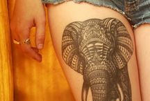 Les tattoos & moi