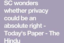 Hindu articles