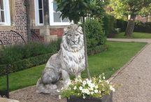 The Royal Gardens of Goldsborough Hall / The Royal Gardens of Goldsborough Hall