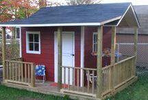 Kids - playhouse