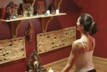 Meditáció sarok