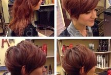 Short Hair / by Katie Gould-Welch