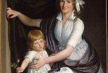 regency children's portraits