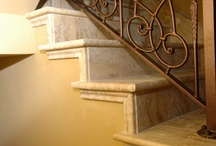 Stair finishes