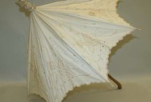 18th & Early 19th Century Parasols & Muffs / by Jenny D'Onofrio