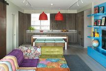 Bohemian Apartment by Incorporated Architecture and Design / by ducduc