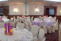Banquet & Events / Birthday, wedding, graduation, baby/bridal shower, exhibition, meeting, promotional, holiday, church retreats & more. With (9) venues to choose from, there is one that will best fit your needs for a successful and memorable event. We can hold events from 30-500 people. Special room accommodation rates are available when you book your event with Holiday Resort & Spa. Contact: banquets@holidayresortuam.com +1 671-645-3414/15