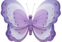 16-) Tema: Kelebek