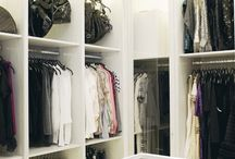closets / by Debbie Krasenics