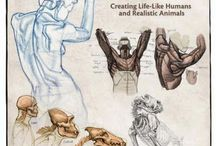 Anatomy books for artists