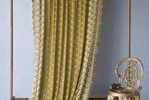 Curtain divider