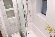 New bathroom / by Molly Buhl Warnke