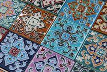 Марокканский стиль и узоры