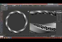 3DS Max Parametric Tuts - 2017