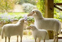 FELT | Misc wool stuff / needle felting mostly