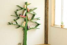 bookshelf / by Baukje Talsma-Helfrich