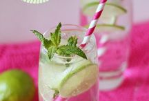 Summer time - drinks