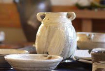 埼玉・吉見町の武州窯 / 粉引灰軸を中心に作陶する埼玉・吉見町の武州窯 野口稔氏と健一氏の作品をご紹介しています。