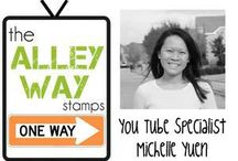 TAWS DT Michelle / by The Alley Way Stamps