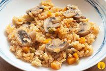 cuisine riz