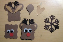 Christmas crafts / by Kim Cady