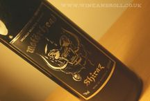 The Real Tasting Notes - Motorhead Shiraz / This Motörhead Shiraz wine is not for pussies but for true rock n' rollers who were born to lose and live to win!