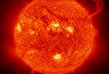 Solar Flares  / by Ash