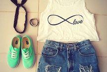 Moda / Abbinamenti, capi alla moda per ragazze