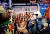 bodypainting tigre réalisé par Thibault de LobelMahy pour la sortie du film Zootopie