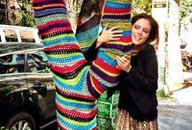 DA YARN BOMB / by Wool and the Gang