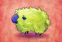 SHEEP beautiful