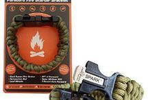 Fire Steels / Ferro Rods / Ferro Rod Fire Starters