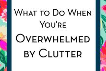 Decluttering and Organizing Your Space