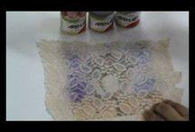 Arenas de colores / Trabajos realizados con arena de colores. www.manualidadespinacam.com