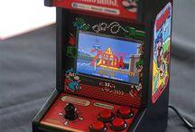DIY Arcade System