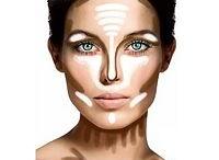 Makeup <3 / by Maria Pamela Ortiz