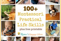 Montessori / Home schooling