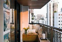 aménagement balcon