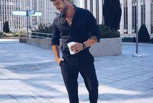 Charcoal shirt