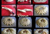 Bread Folding / Variousity of bread folding
