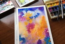World Watercolor Month July 2018