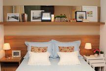 camas e cabeceira