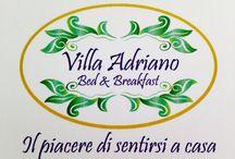 My B&B Villa Adriano / Bed & breakfast