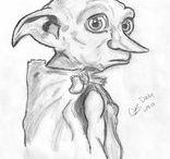 drawing / fantasy,fariers,magic