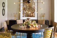 Dining Room / by Jill Karacia